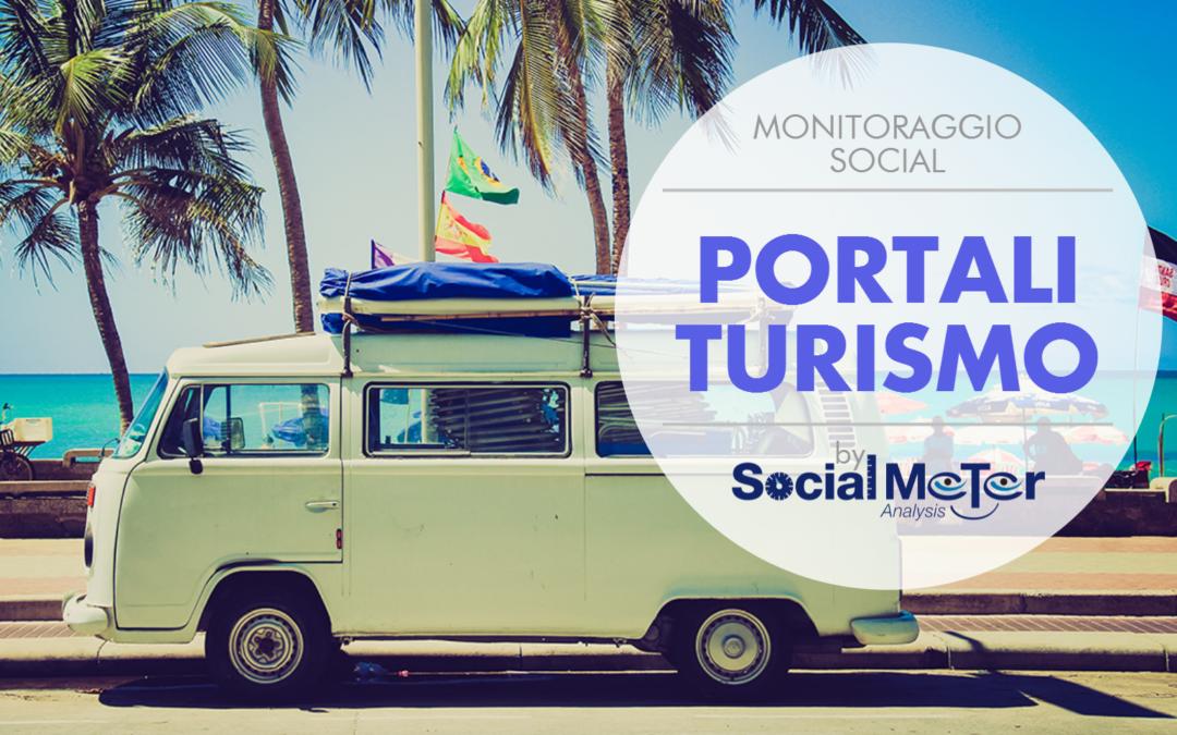 Portali turismo regionali e il loro rapporto con Twitter