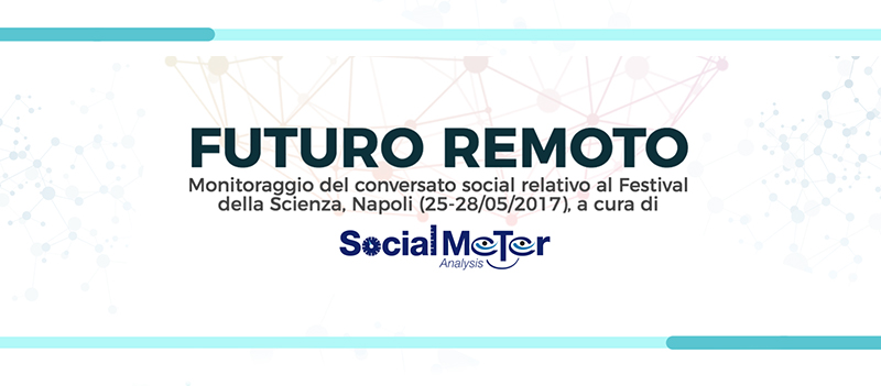 "#FuturoRemoto: SocialMeter Analysis e Sharp insieme per ""connettere"""