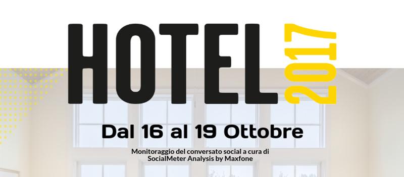 HOTEL 2017: con professionalità guarda al futuro