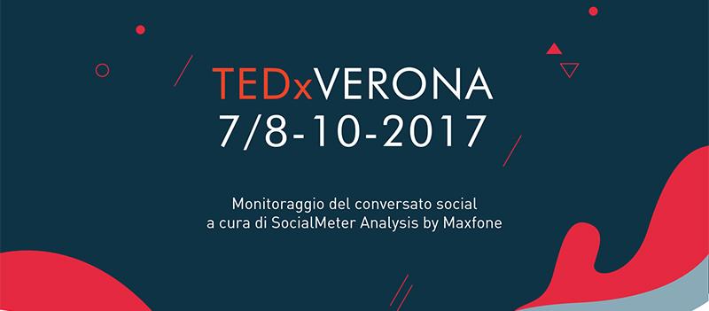 TEDxVERONA: Tutti i numeri social della quarta edizione