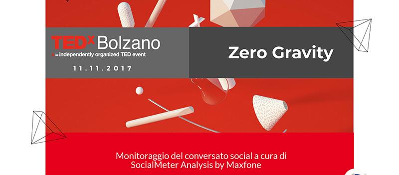 SocialMeter Analysis alla seconda edizione di TEDxBolzano