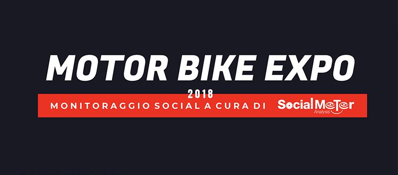 Monitoraggio social di Motor Bike Expo 2018: a trionfare sono le foto