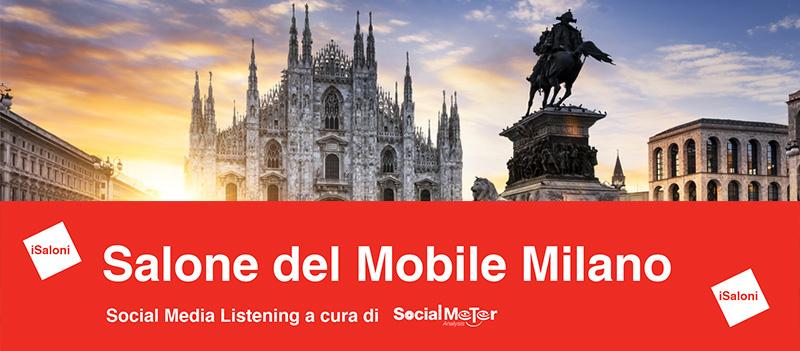 Salone del Mobile Milano 2018: Social Media Listening