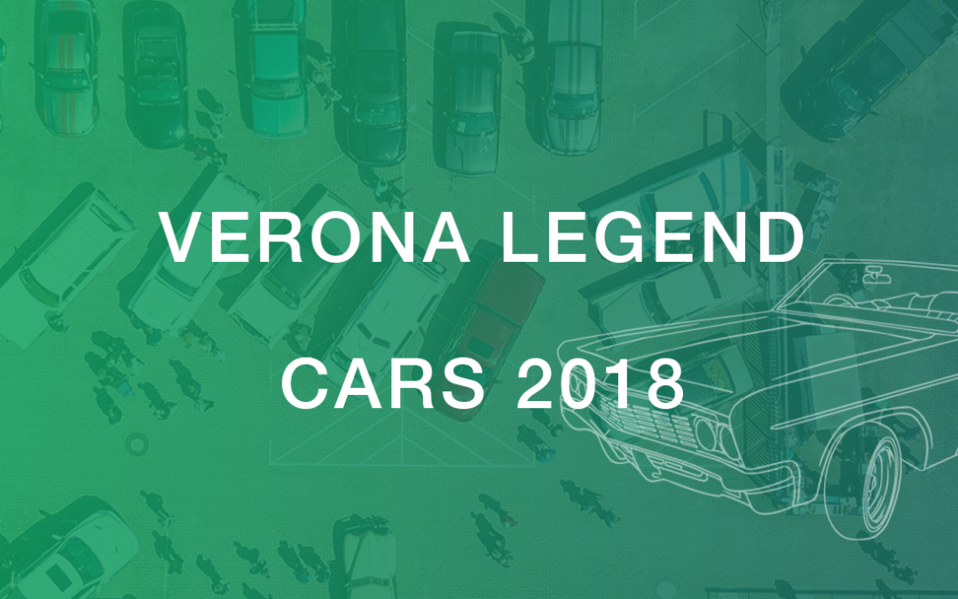 Monitoraggio social della Verona Legend Cars 2018 by SocialMeter Analysis