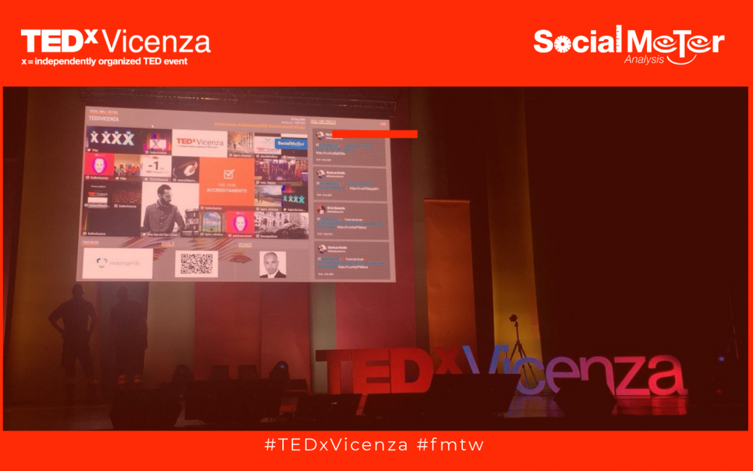 TEDxVicenza dinamicità e collaborazione condivise: From ME to WE