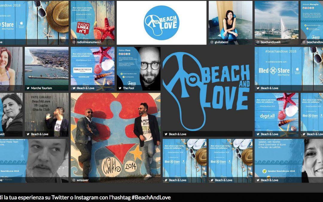 Beach & Love 2018: con i piedi nella sabbia e la testa nel futuro prossimo del digital e local marketing