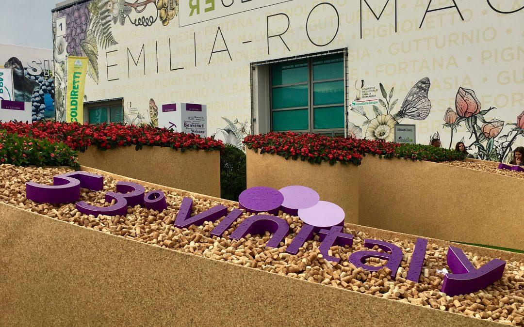 Vinitaly digital: il vino si gusta anche in rete