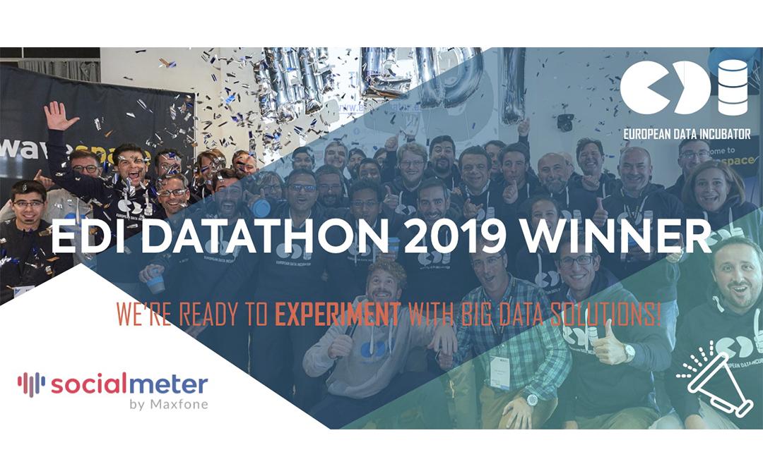 EDI: SocialMeter by Maxfone tra le migliori startup di Big Data in Europa