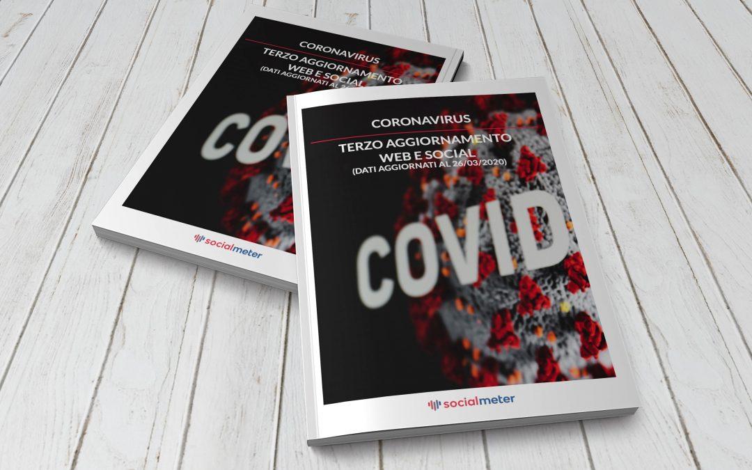 Coronavirus – 3° Aggiornamento