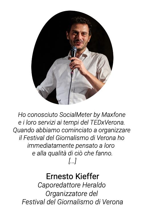 testimonianza di Ernesto Keffer