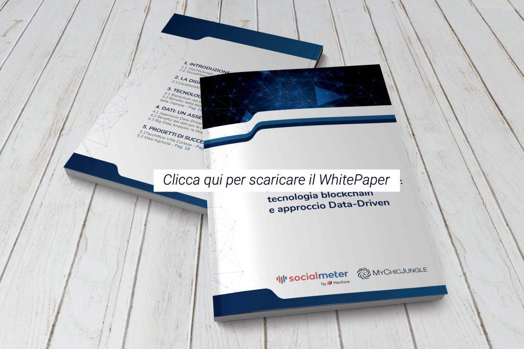 Pulsante per scaricare il White Paper realizzato con MyChicJungle
