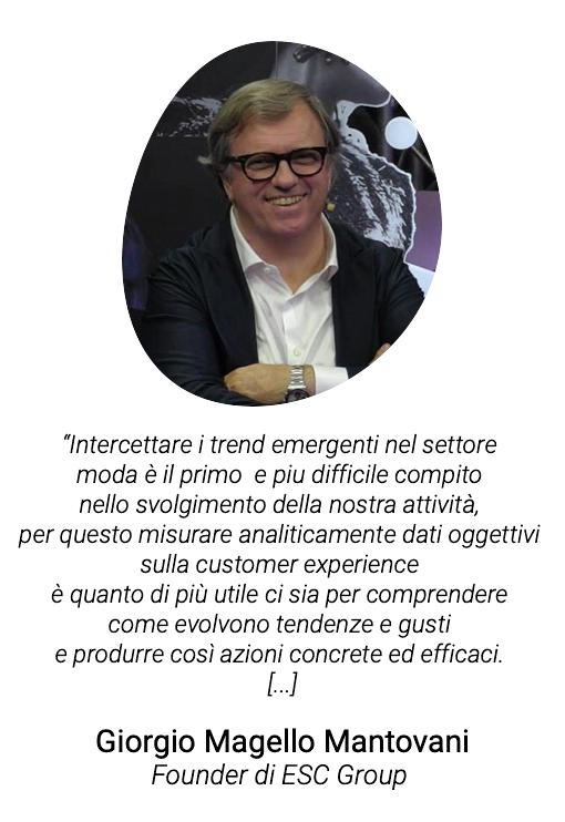 testimonianza di Giorgio Magello